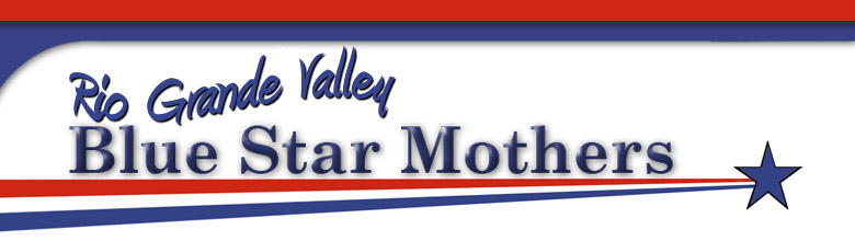 logo for Rio Grande Valley Blue Star Mothers