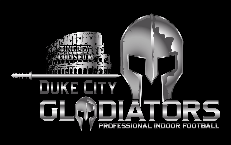 Duke City Gladiators logo
