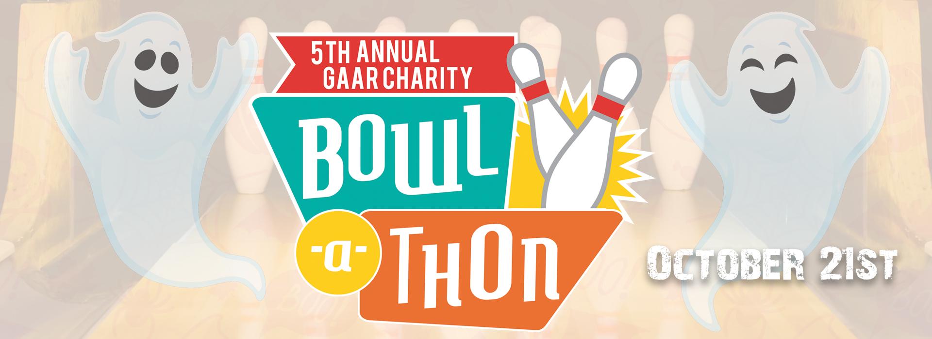 GAAR's 5th Annual Bowl-A-Thon