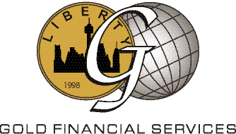 Gold Financial Services logo