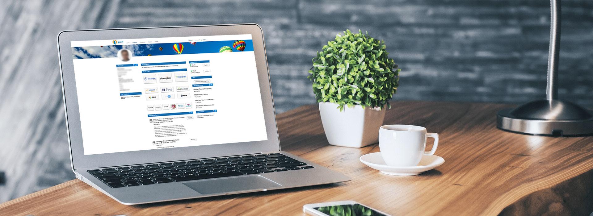 Access your GAAR Member Portal