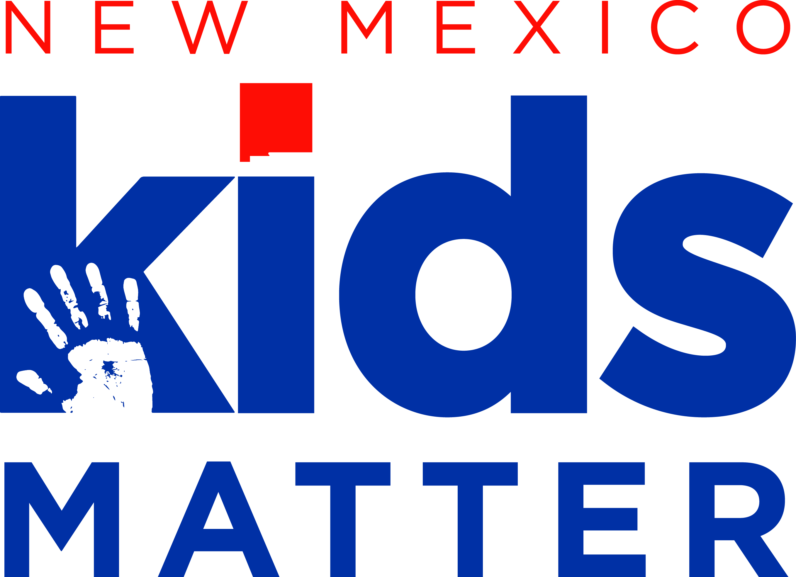 logo for New Mexico Kids Matter