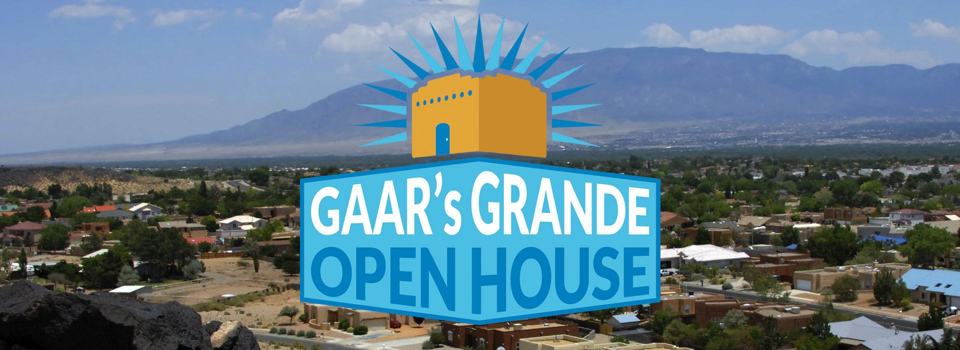 GAAR's Grande Open House Weekend