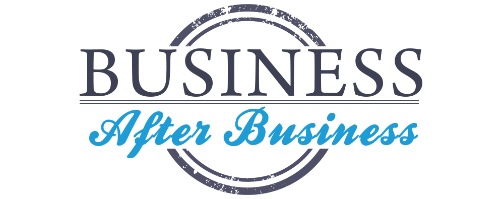 "Logo for GAAR Affiliates Present:  ""Business After Business"""
