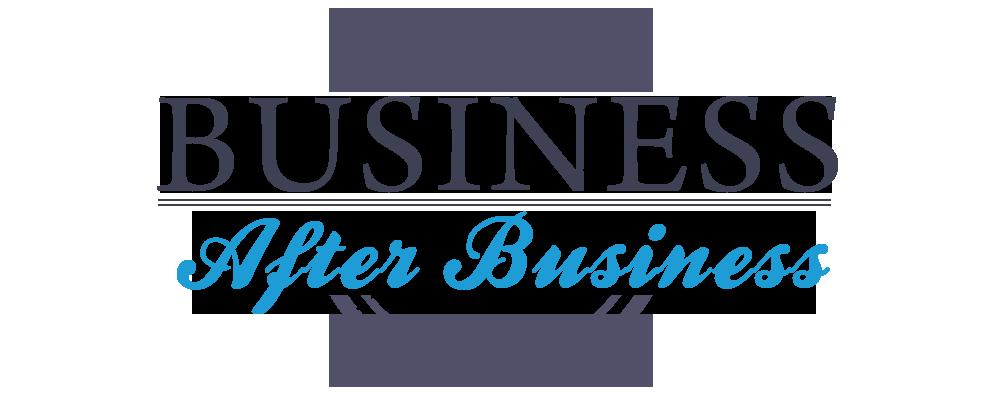 "Logo for GAAR Affiliates Present: ""Business After Business"""