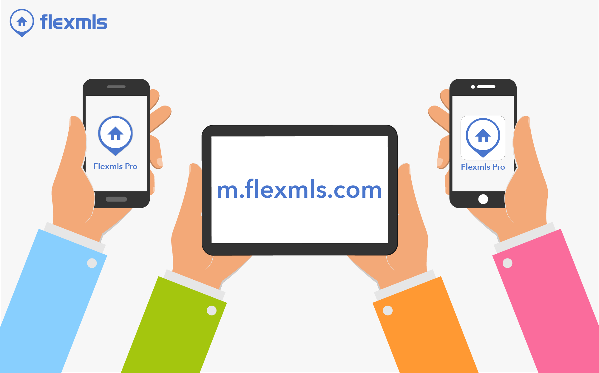 Are you on Flexmls Mobile?