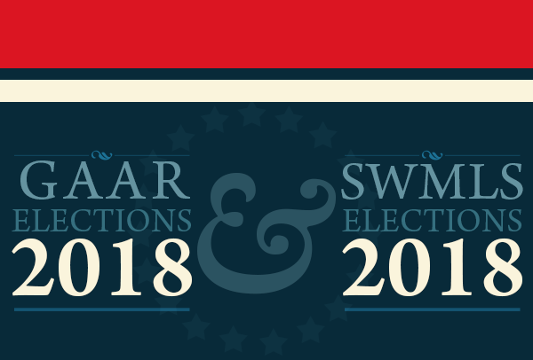 Voting for the GAAR and SWMLS Board of Directors begins October 23rd
