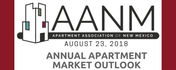 AANM Hosts 2018 Apartment Market Outlook