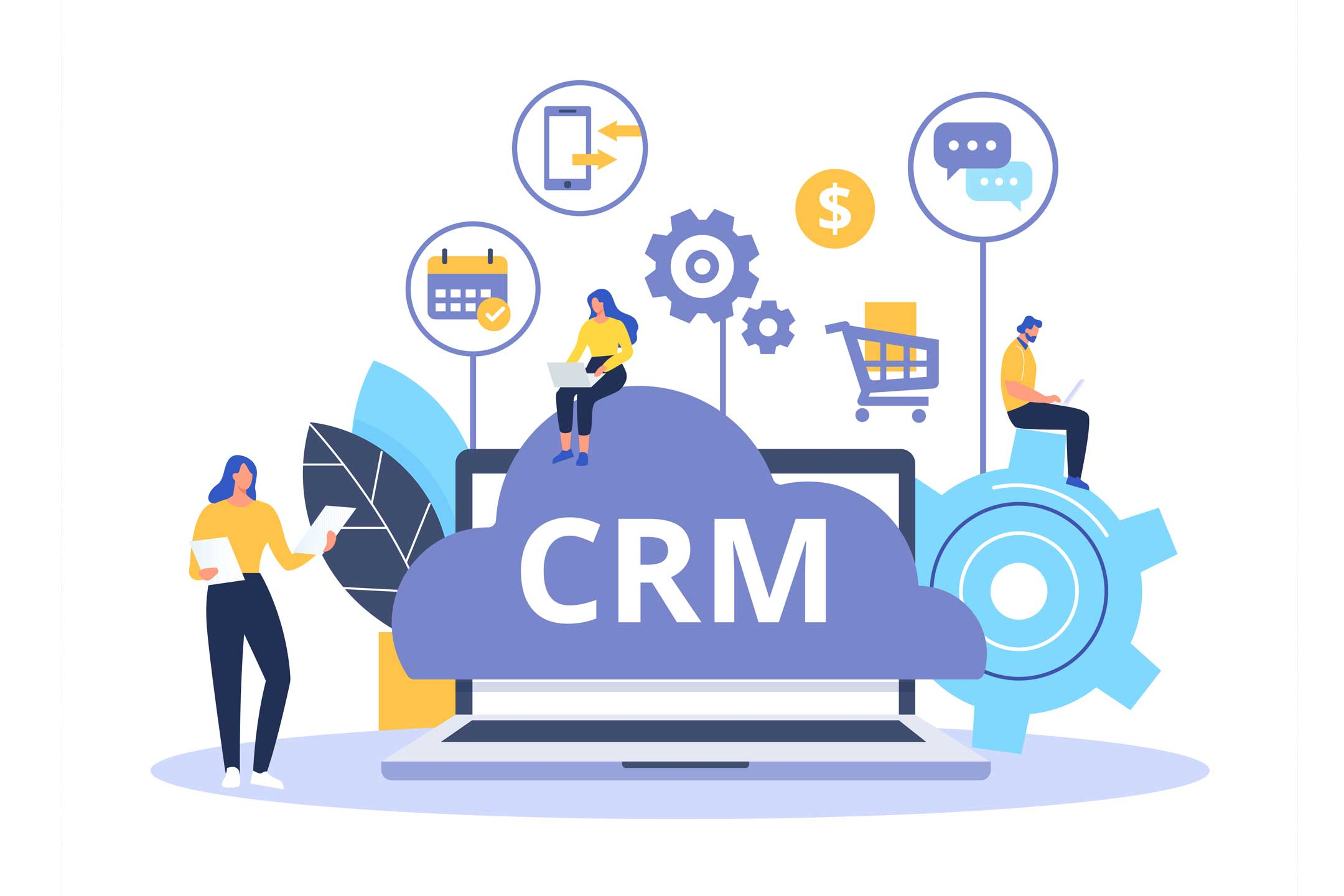 4 Surefire Ways Your CRM Will Help You Grow Your Business