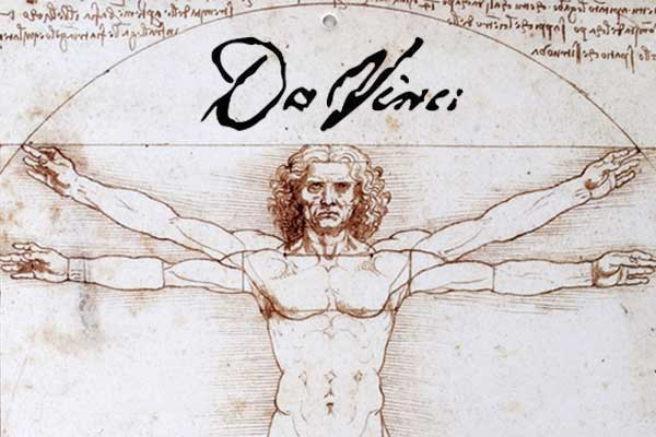 Visit the Da Vinci Exhibit before August 29!
