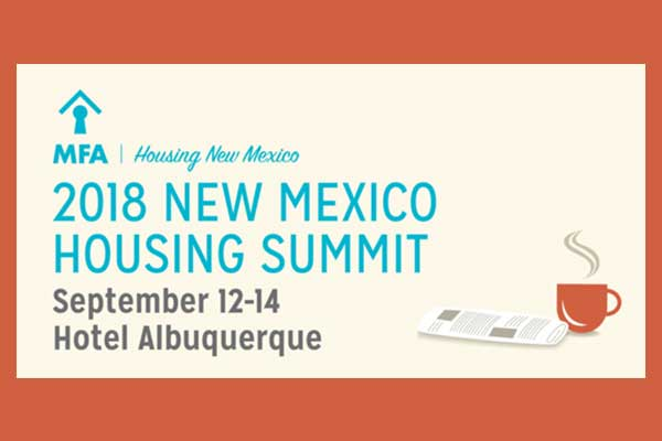 RANM Fall Conference/NM Housing Summit: September 12-14
