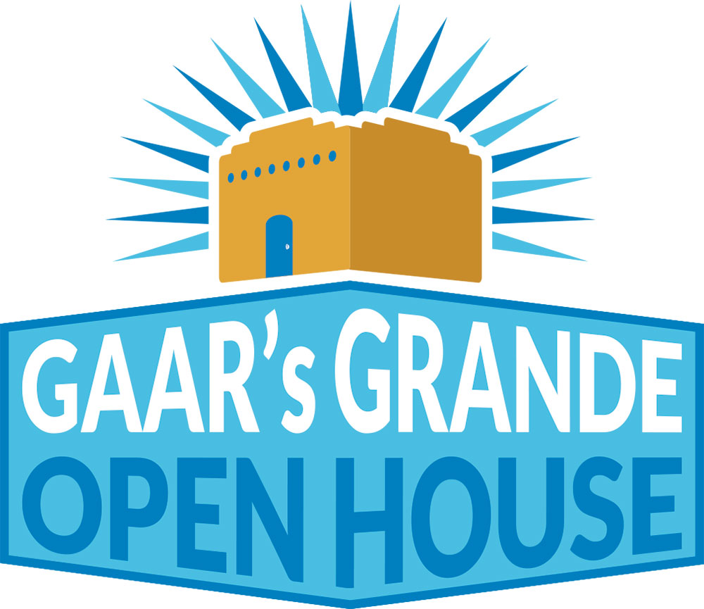 GAAR's Grande Open House Weekend is this weekend. September 23 and 24th.