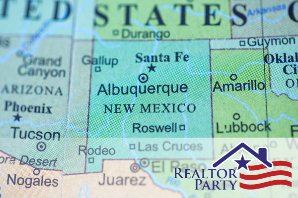 New Mexico's REALTOR PAC joins friendly competition between states