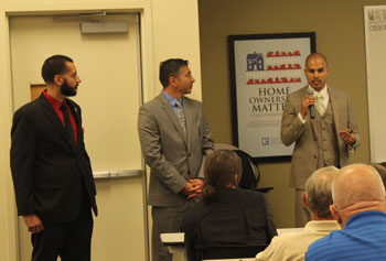 BERNCO Assessor's Office presents valuable tax assessment and PID information to REALTORS®