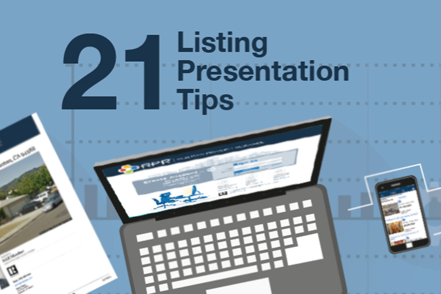 21 Steps to a Stellar Listing Presentation