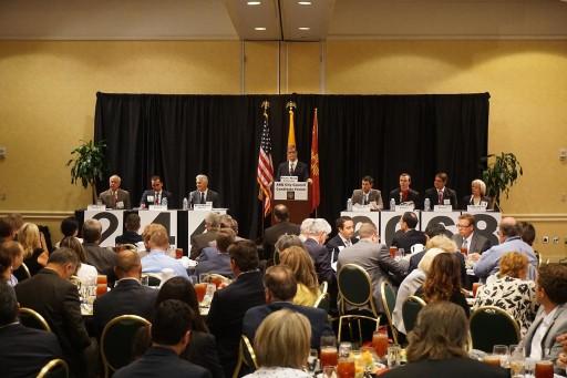 City Council candidates debate Albuquerque job growth, rapid transit
