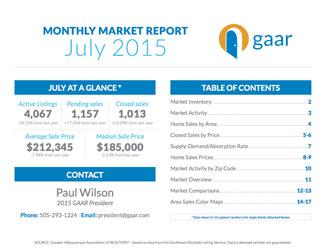 Albuquerque Metro home sales continue to break records