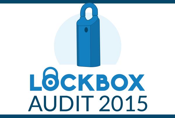 Supra Lockbox Audit Reminder