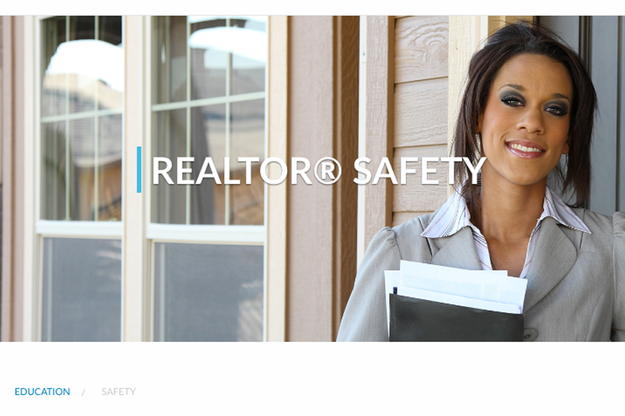 Did you know that the new gaar.com has a section dedicated to REALTOR® Safety?