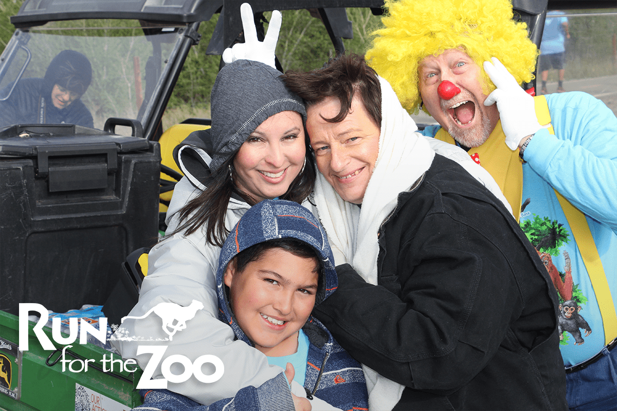 Get Wild at Run for the Zoo