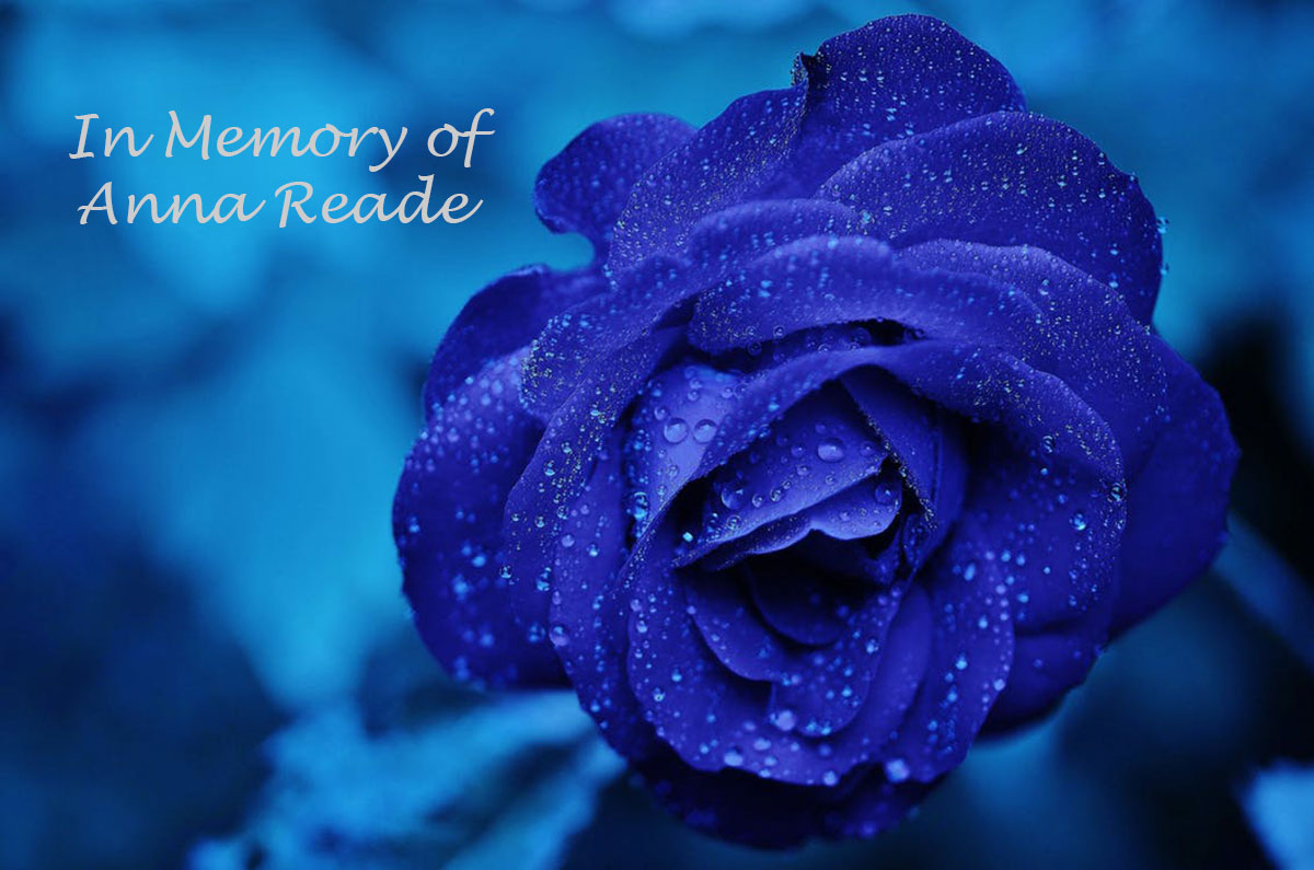 In Memory of Anna Reade
