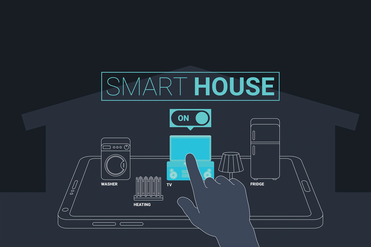Smart-Home Tech Brings New Cyber Risks