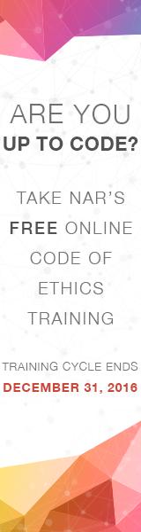 Code of Ethics Training Requirement Deadline is December 31, 2016