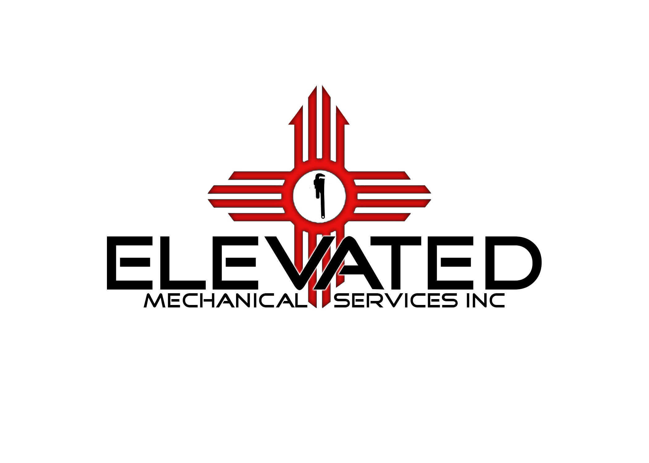 Elevated Mechanical Service Inc logo