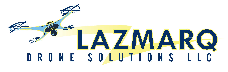 LazMarq Drone Solutions logo
