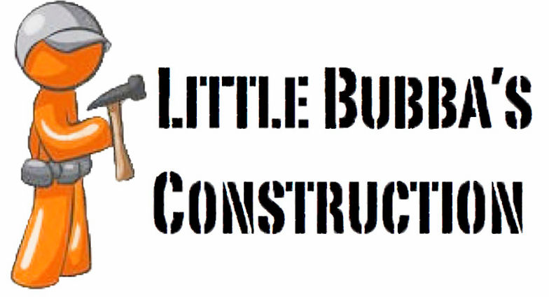 Little Bubba's Construction logo