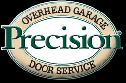 Precision Garage Door logo
