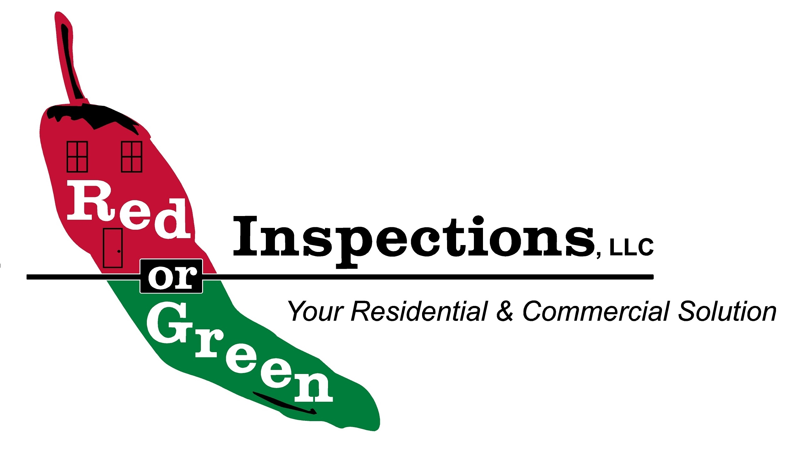 Red or Green Inspections LLC logo