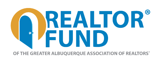 Logo: The REALTOR® Fund: Then, Now, Forever
