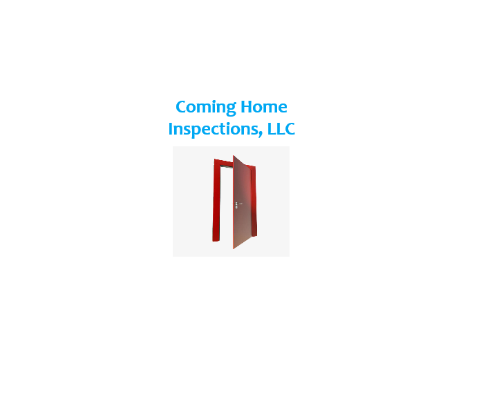 Coming Home Inspections logo