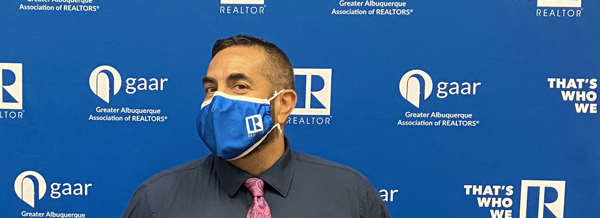 Get a REALTOR® Mask while supplies last!
