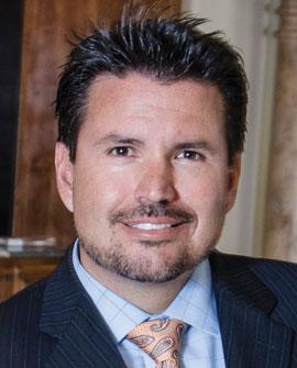 John Lopez, GAAR President