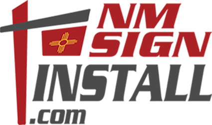 NM Sign Install logo