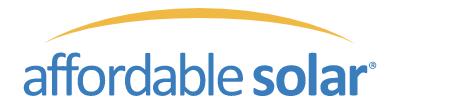Affordable Solar logo