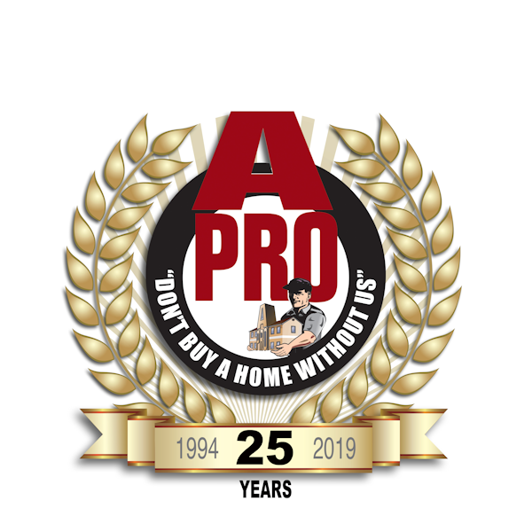 A-Pro Home Inspections logo