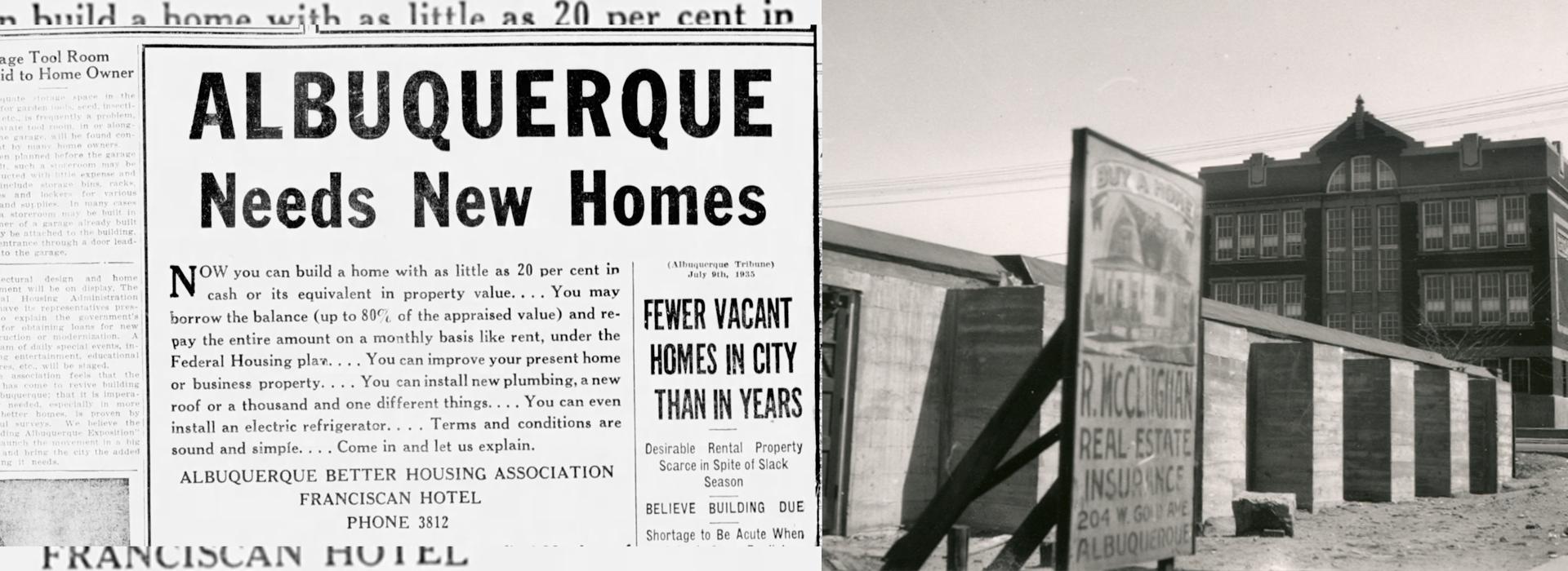 Centennial Video: Albuquerque 1920s