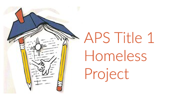 logo for APS Title 1 Homeless Students