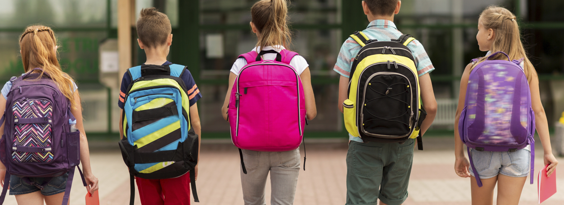 GAAR Annual Backpack Drive for Title 1 Students