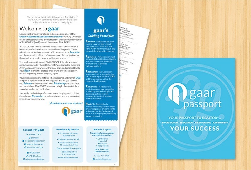 Your 2015 GAAR Journals + Passports are ready!