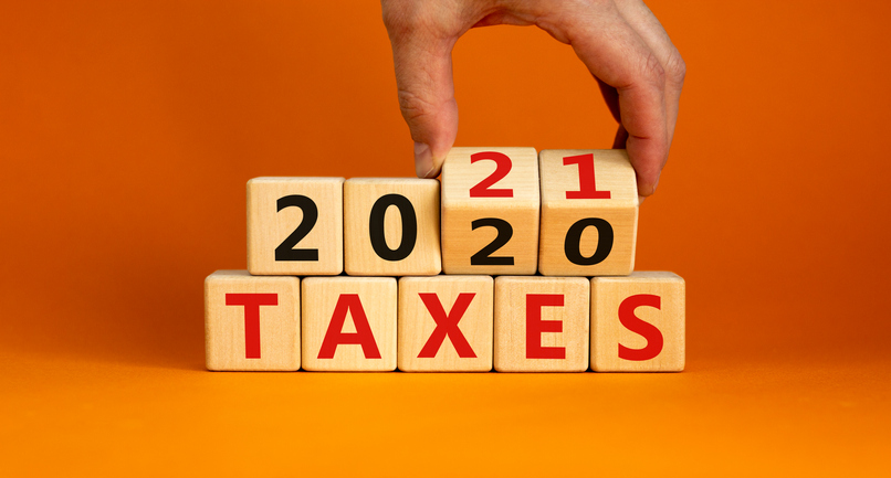2021 Tax Updates on Wednesday, January 27th