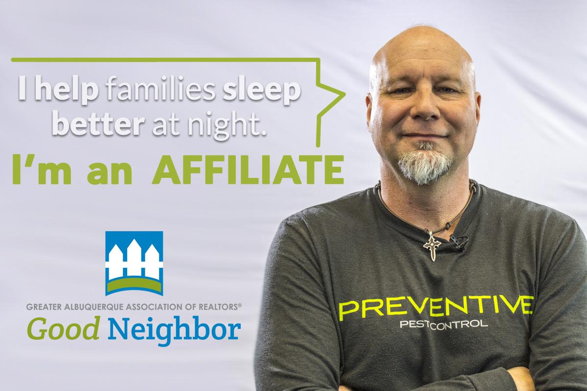 Alan Feuer is a Good Neighbor