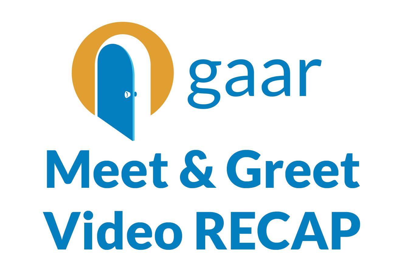 2020 Candidate Meet & Greet RECAP
