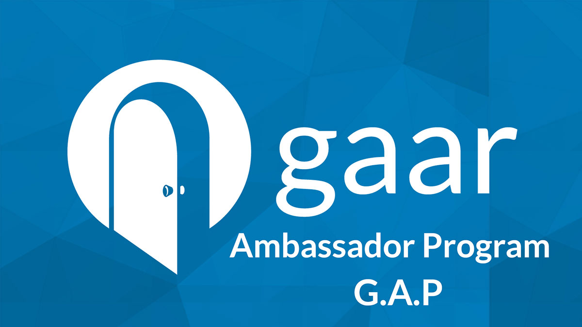 Watch Replays of G.A.P. Facebook Series