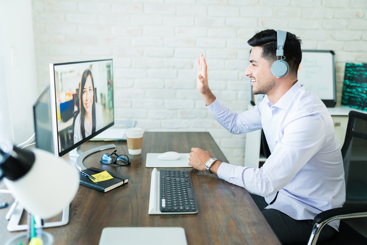 Make Videoconference Calls More Meaningful (and Fun)