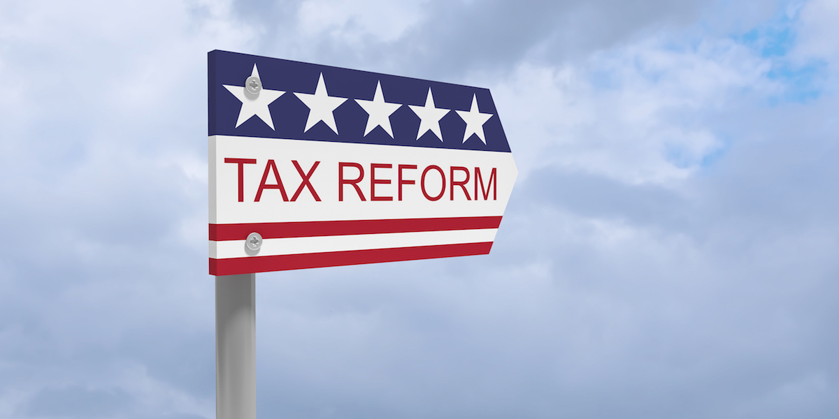 Sorting Through the Tax Reform Proposals