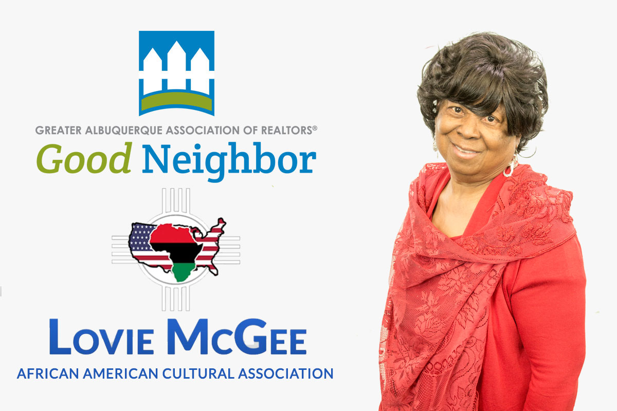 Lovie McGee is a Good Neighbor